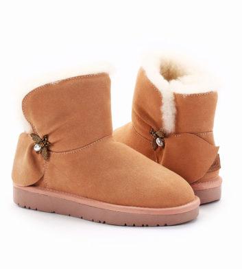 Ugg Laura Mini Boot Honey Brown