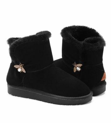 Ugg Laura Mini Boot Honey Black