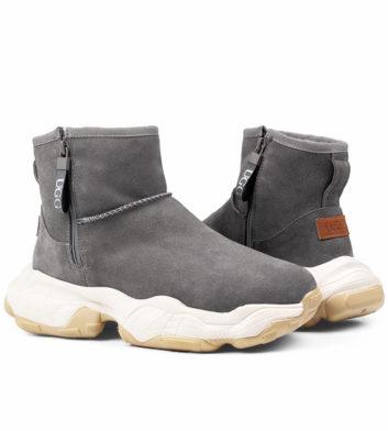 Ugg Billy Sneaker Boot Grey