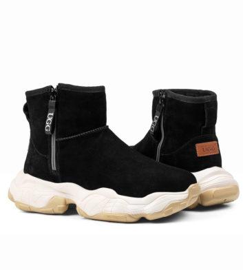 Ugg Billy Sneaker Boot Black