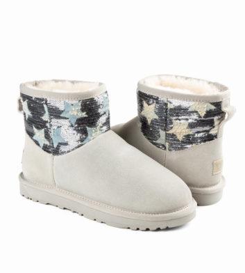Ugg Charlotte Jean Mini Boot Sage