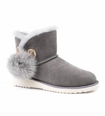 Ugg Jill Mini Slim Boot Grey
