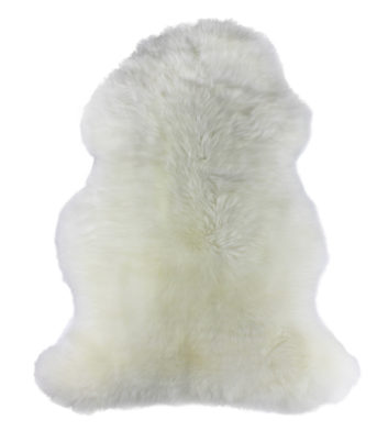 Natural Sheepskin Rug Large