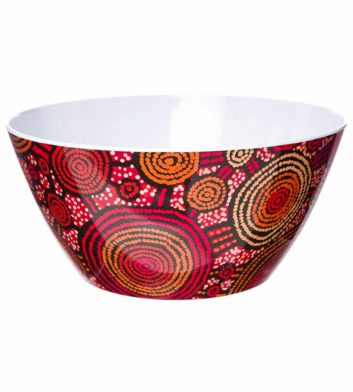 Teddy Gibson Salad Bowl