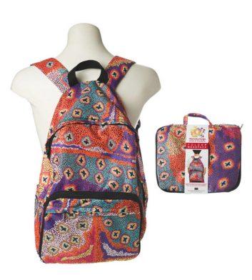 Ruth Stewart Folding Backpack