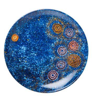 Alma Granites Aboriginal Plate