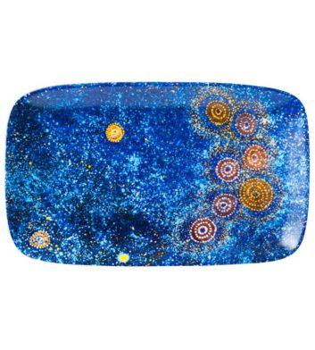 Alma Granites Aboriginal Platter