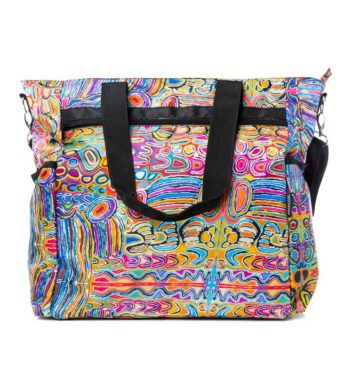 Judy Watson Large Travel Bag