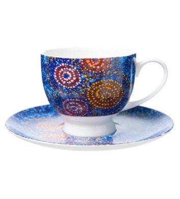 Alma Granites Tea Cup & Saucer