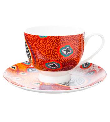 Ruth Stewart Tea Cup & Saucer
