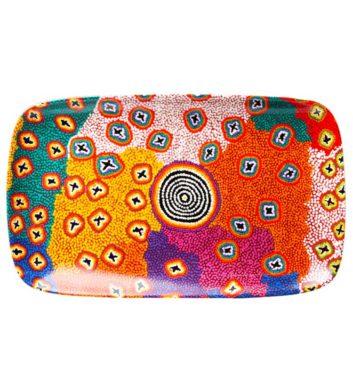 Ruth Stewart Aboriginal Platter