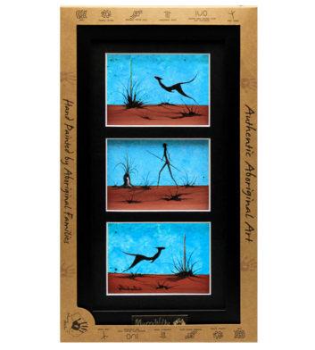 Aboriginal Kangaroo Art