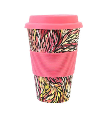 Reusable Coffee Cup - Sacha Long
