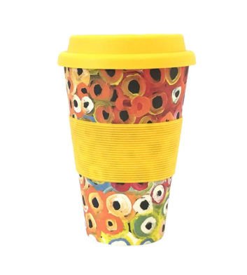 Reusable Coffee Cup - Lena Pwerle