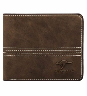 Four Thread Mens Wallet