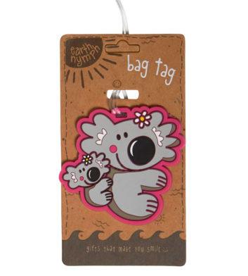 Koala Mum Luggage Tag