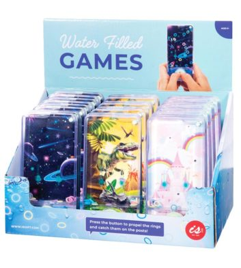 Water Filled Game