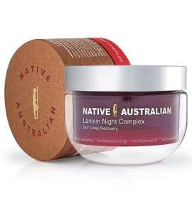Native Australian Lanolin Night Complex