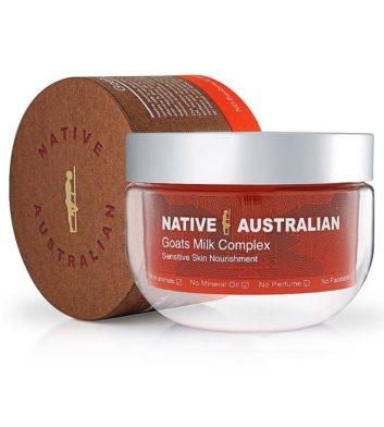 Native Australian Goats Milk Complex