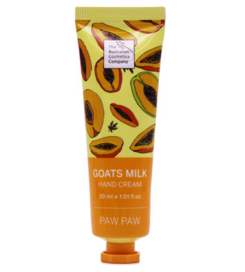 Paw Paw Goat Milk Hand Cream