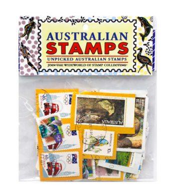 Australian Souvenir Stamps