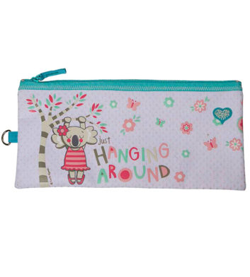 Hanging Around Pencil Case