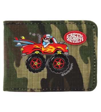 Monster Truck Wallet