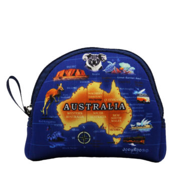 Australian Coin Bag