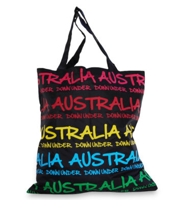 Australia Folding Shopper Bag