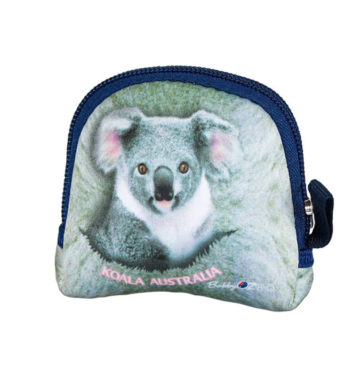 koala & Kangaroo coin bag