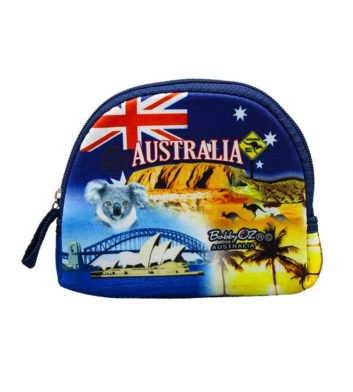 Australian Icons Coin Bag