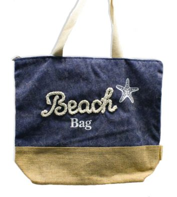 Starfish Beach Tote Bach