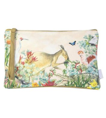 Love From Downunder Clutch Purse