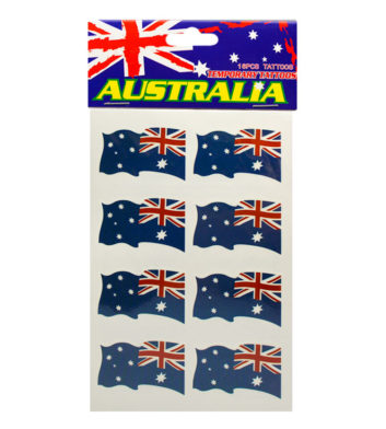 Australian Flag Tattoos