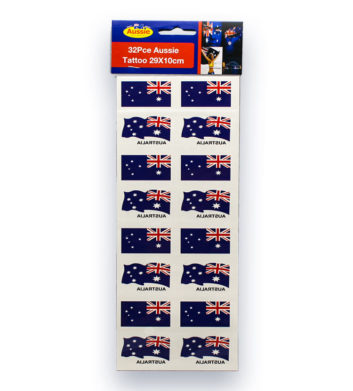 Australia Flag Tattoos