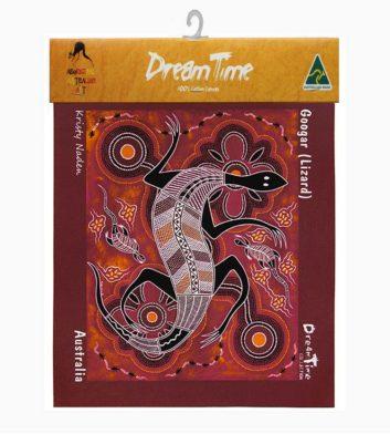 Aboriginal Art Small Canvas