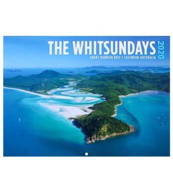 Whitsunday Islands 2020 Calendar