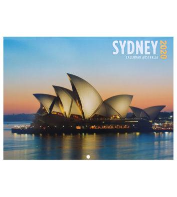 Sydney 2020 Calendar