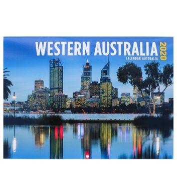Western Australia 2020 Calendar