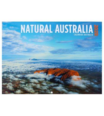 Natural Australia 2020 Calendar