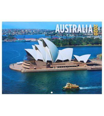 Australia 2020 Calendar