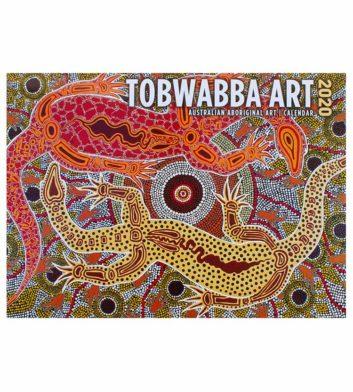 Tobwabba Art 2020 Calendar