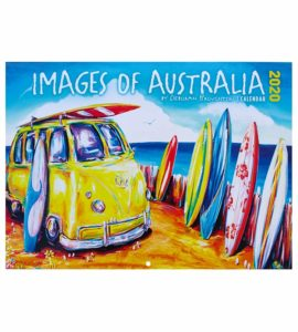 Australian Calendar 2020