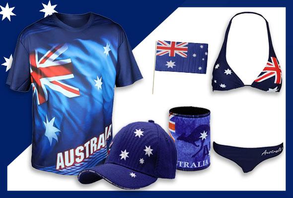 Australian Flag Souvenirs