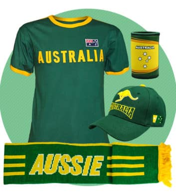 Green & Gold Supporter Bundle