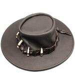 Australian Souvenir Leather Hats