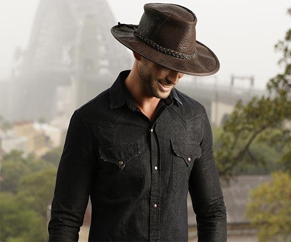 Mens Australian Hats