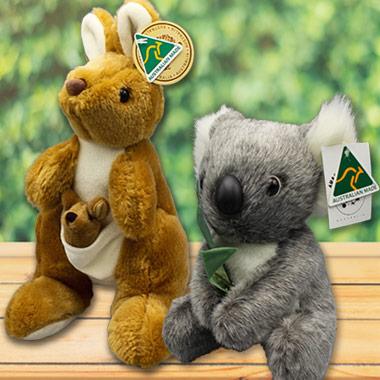 Australian Plush Toys
