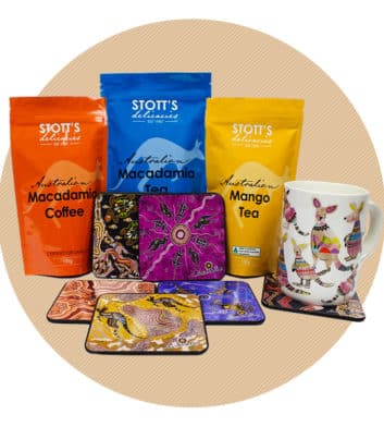 Tea & Coffee Bundle Kangaroo