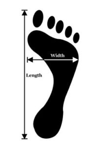 Ugg Boots Chart image